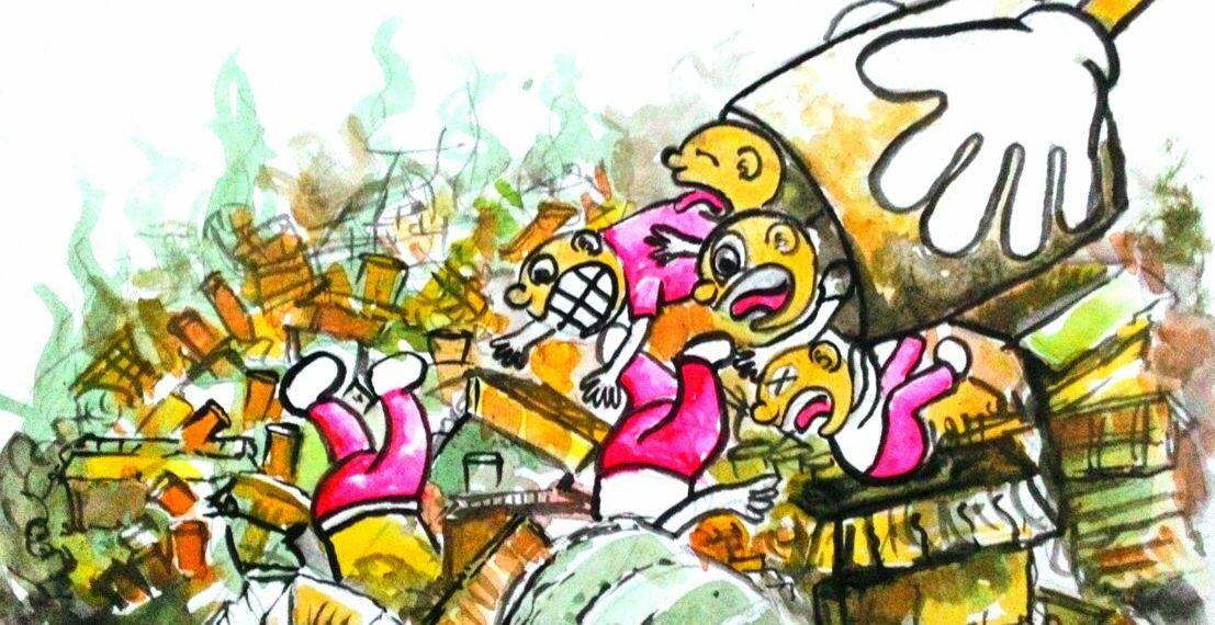 Korupsi Di Indonesia Tradisi Buang Sampah Tatkala Co