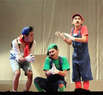 Salah satu pementasan Teater Kini Berseri. Foto: http://teaterkiniberseri.org