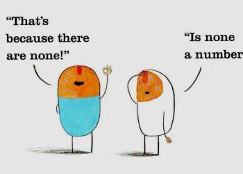 dari buku cerita anak  The Hueys in None the numbe karya Oliver Jeffers