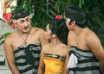 Drama Gong Kuta Citta Budaya, Gianyar, dalam Pesta Kesenian Bali 2017