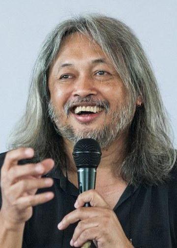 Seno Gumira Ajidarma, salah seorang kurator di UWRF 2017