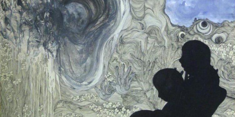 Lukisan Kabul Ketut Suasana