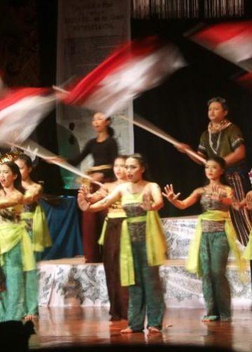 Drama Dokumenter Sanggar Citta Usadhi, Badung, di Taman Budaya Denpasar