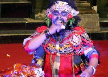 Pentas Arja Cupak, Kerobokan Badung, di Taman Budaya Denpasar. ?Foto: Istimewa