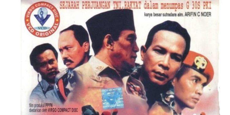 Poster film Pengkhianatan G30S PKI / Google