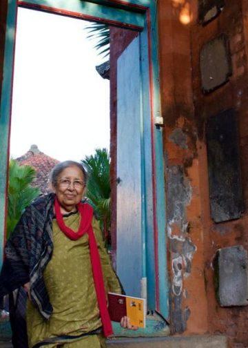 Supriya Roy di Puri Maskerdam, Karangesem