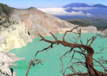 Kawah Ijen bisa ditelusuri lewat jalur Bondowoso. /Sumber foto: Google