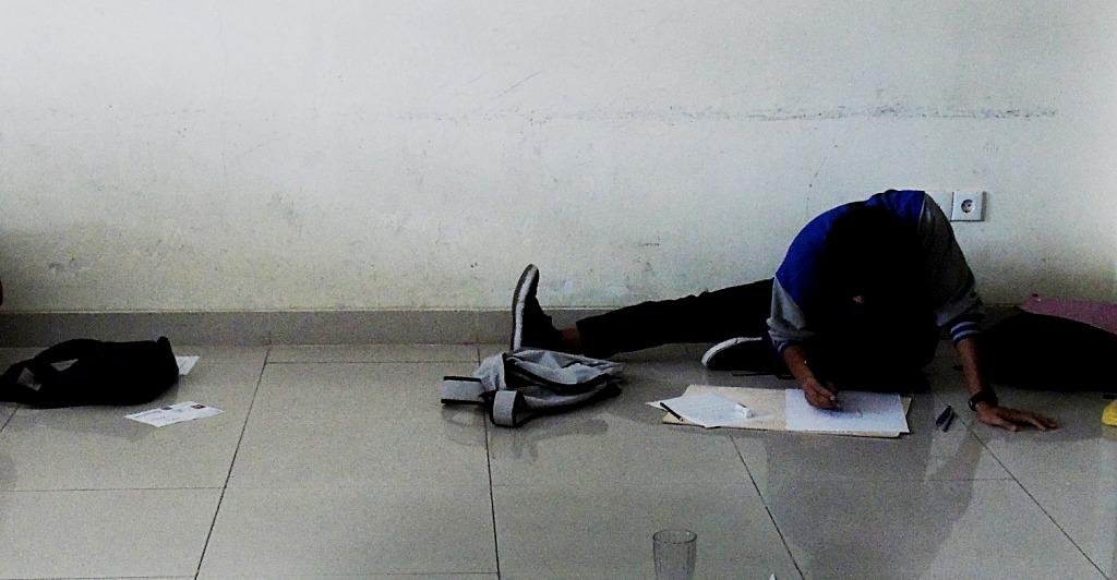 Semester 7 Masa Tua Mahasiswa Masa Masa Menakutkan Tatkala Co