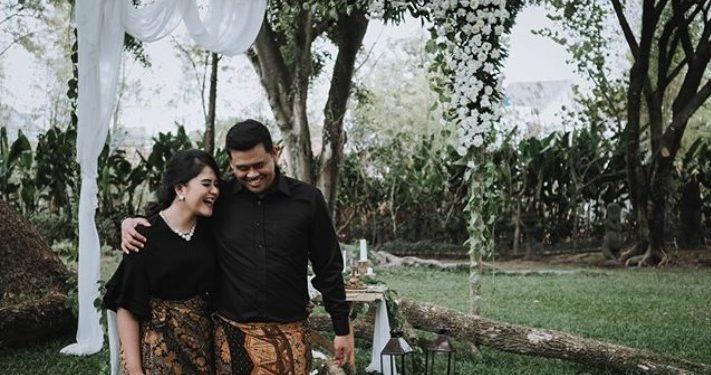 Pernikahan Kahiyang-Bobby. /Foto dari Instagram Kahiyang Ayu