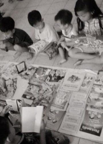 Literasi Anak Bangsa