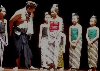 Foto ilustrasi: Sanggar Tindak Alit Badung. /Foto: Sulastriani Wayan