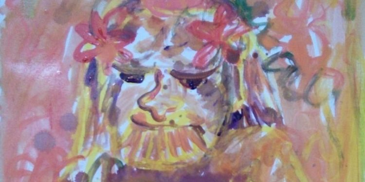 Lukisan Komang Astiari (cropping)