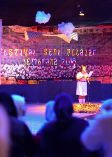 Festival Seni Pelajar Jembrana 2018