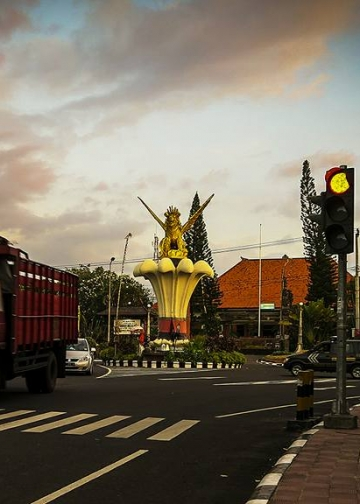 Kota Singaraja. Foto: Mursal Buyung