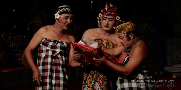 Drama Gong. (Foto: Widnyana Sudibya)