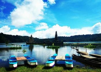 Danau Tamblingan (Foto: FB/Sosiawan Putu)