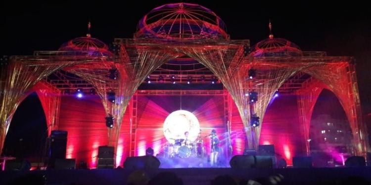 Rhythm Rebels di di Udaipur, Rajasthan, India pada Februari 2019
