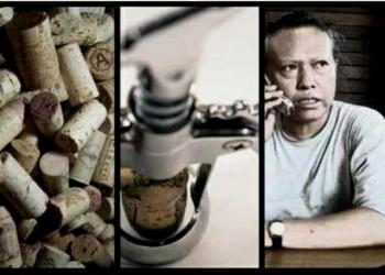 Wine dari anggur lokal Bali