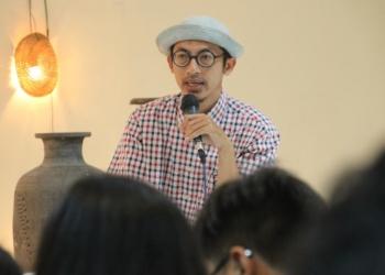 Rendra Bagus Pamungkas (Foto: Dok Teater Ingsun)