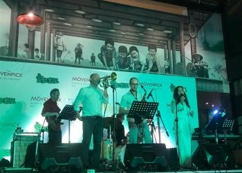 Pre-Event Ubud Village Jazz Festival (UVJF) 2019 di Movenpick Resort & Spa