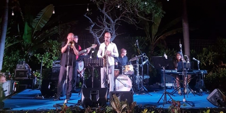 Pre-Event  Ubud Village Jazz Festival di Rumah Luwih Beach Resort & Spa