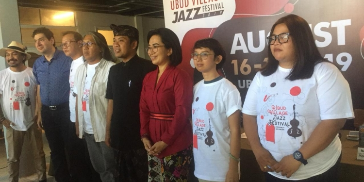 Back Again This Coming August, The Ubud Village Jazz Festival