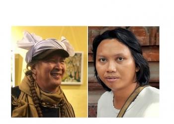 Antonius Kho  dan Pande Nyoman Alit Wijaya Suta