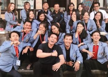 Mahasiswa KKN Undiksha di Desa Puhu 2019