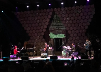 Ubud Village Jazz Festival 2019 (Foto: Dok Panitia)