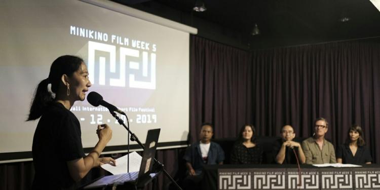 Direktur Program Minikino Film Week 5 Fransiska Prihadi (Foto: Dok Minikino)