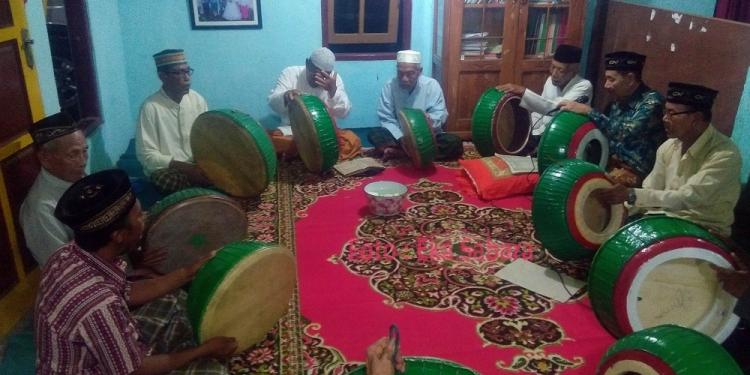 Burdah Mesair - Mekayat Perkumpulan Burdah Mujahidin Kelurahan Loloan Barat