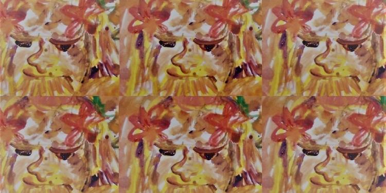 Ilustrasi diolah dari lukisan Komang Astiari