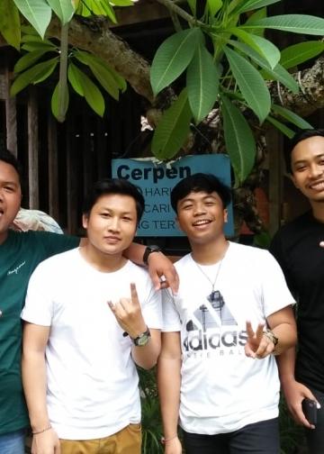 Grup Band Birama asal Badung