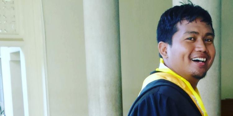 Ari Anggara (foto dari facebook Ari Anggara)