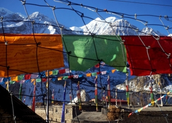 Distrik Manang, Potongan Kecil Himalaya [Foto: Yoga Pramartha]