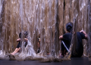 The Seen And Unseen pentas perdana pada tanggal 20 Februari jam 19.00 di Martyn Myer Arena, Victorian College of The Arts.