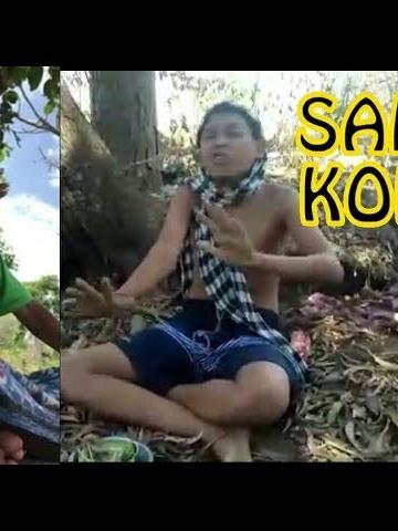 Konor (kiri) Dieksplor dalam Video (Youtube).  Sumber foto:pokelagu.com