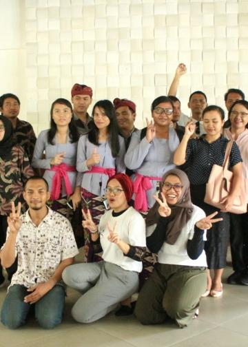 DNetwork, sebuah platform online penghubung pencari kerja disabilitas dengan perusahaan, kembali mengadakan gelaran rutin Temu Pencari Kerja pada Kamis (12/3) di Annika Linden Centre, Denpasar, Bali.