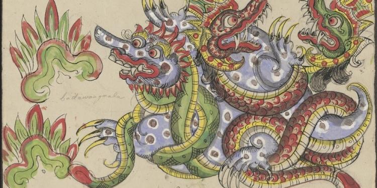 Foto: Leiden University Libraries, Digital Collections