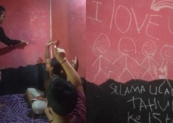 Ingin Sekolah, Kubuat Sekolah; Rindu Guru, Kujadi Guru / Oleh Ni Putu Watiasih -- SMA PGRI 1 Amlapura