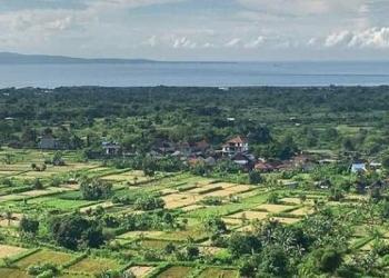 Kawasan Desa Sakti Nusa Penida. Sumber foto: sakti.desa.id