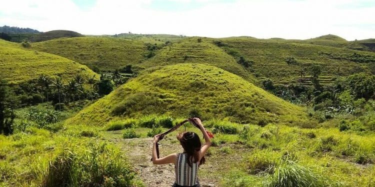 Teletubbies Hill. Sumber foto: Image credit: @fransiscanatalie