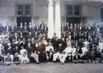 STOVIA, Sekolah Kedokteran di Batavia. {Sumber Foto Wikipedia]