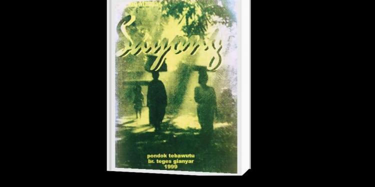 Cover buku Sayong karya Nyoman Manda