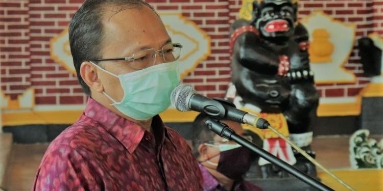 Gubernur Bali Wayan Koster