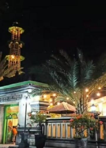 Masjid di Singaraja
