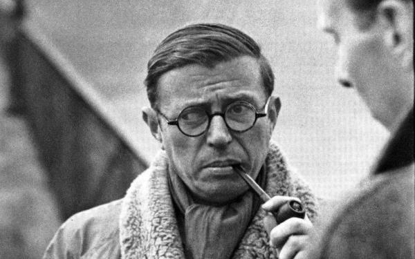 Jean Paul Sartre/theparisreview.org [diambil dari IDN Times]