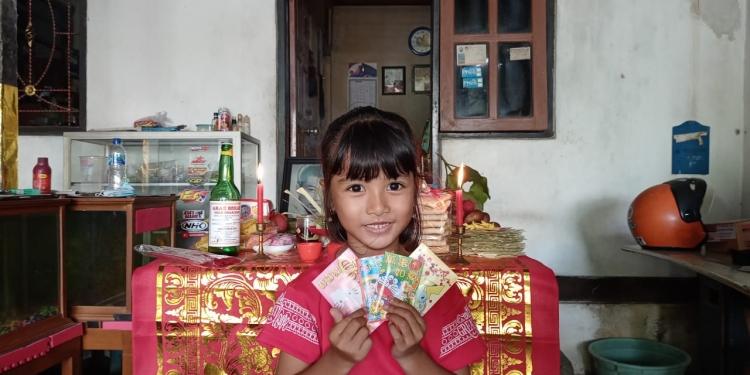 Suasana Tahun Baru Imlek 2572 Singaraja, Bali,
