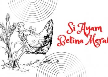 Ilustrasi Florence W. Williams dari buku aslinya  dan diolah oleh Juli Sastrawan