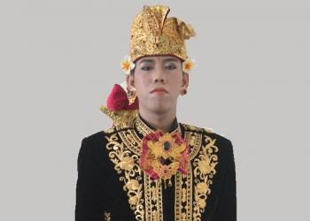 Dandi Rahman, duta Bali pada Liga Dangdut Indosiar 2021